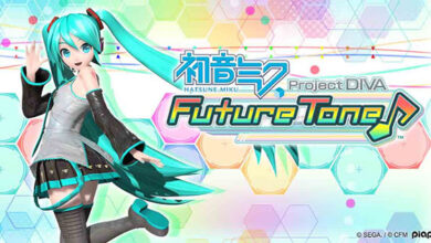 Game tay cầm trên PC Hatsune Miki: Project Diva