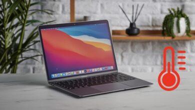 Cách kiểm tra nhiệt độ MacBook nhanh chóng, dễ dàng