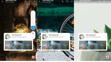 Cách thay đổi hình nền tin nhắn Zalo nhanh gọn, dễ làm