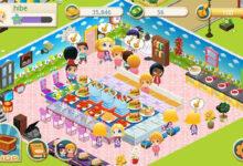 Game nấu ăn Restaurant Live