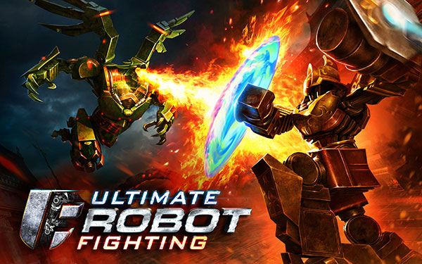 Game Ultimate Robot Fighting