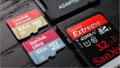 Một số lỗi thẻ nhớ điện thoại thường gặp