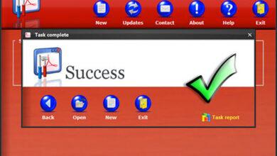 Phần mềm PDF Split Or Merge