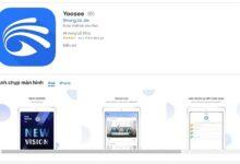 Phần mềm Yoosee