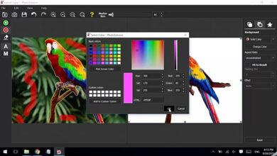 Phần mềm PhotoScissors
