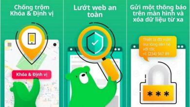 Kaspersky là ứng dụng diệt virus nổi bật cho cả máy tính và cho điện thoại Android
